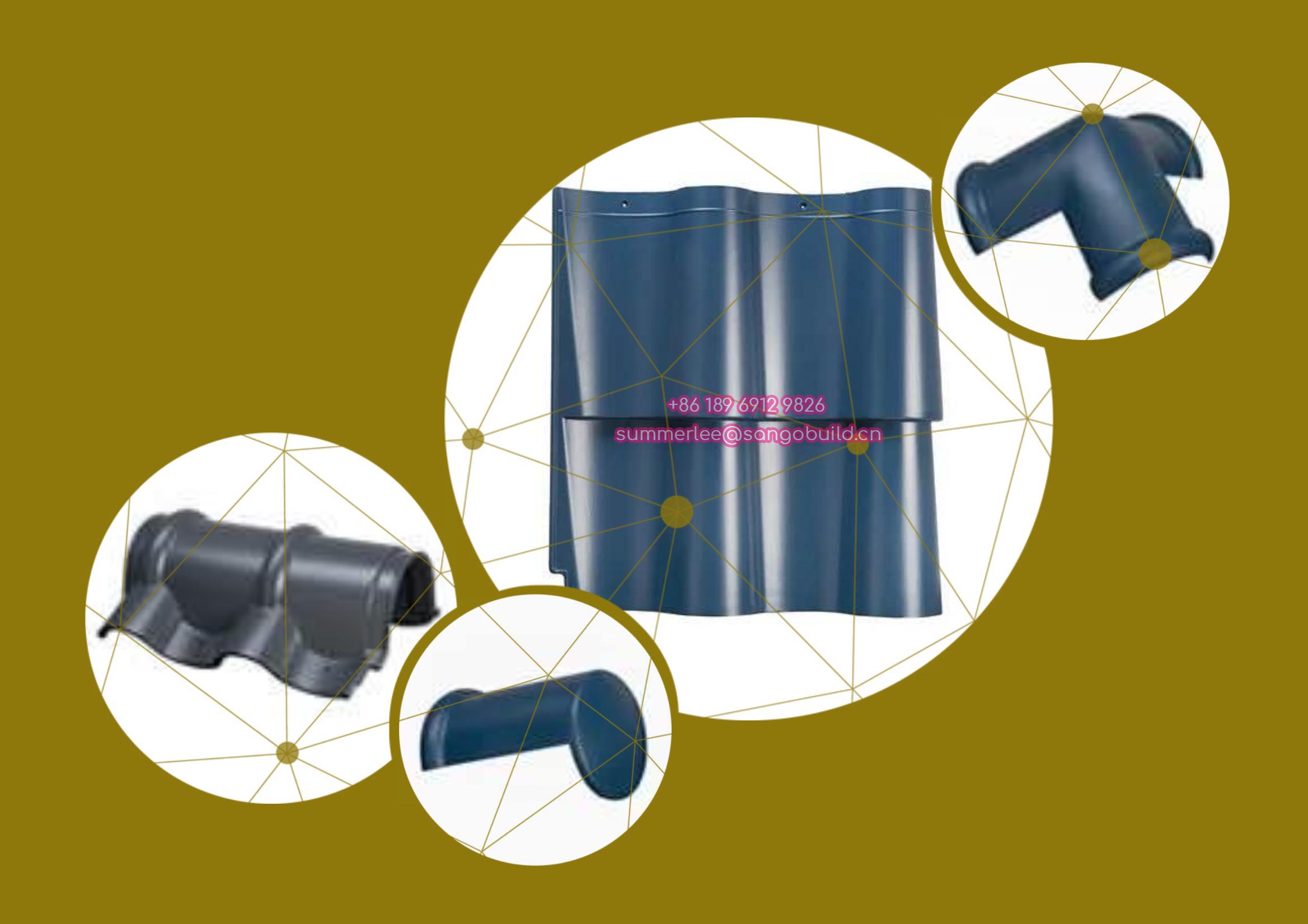 New Product HighPolymerTerracottaTile Introduction