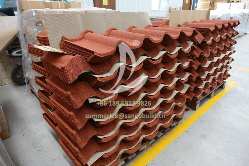 WHAT ARE THE Sangobuild Roof Tile PERFORMANCE GUARANTEES?
