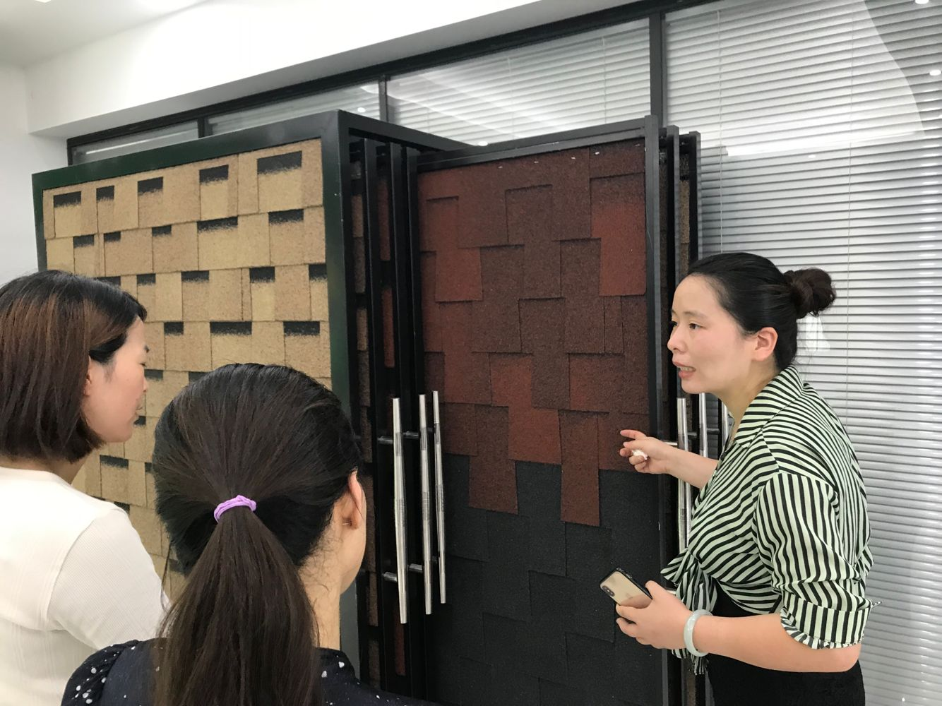 Brazil Customer's Agent in China Came to Visit Our Factory for Cooperation Yesterday
