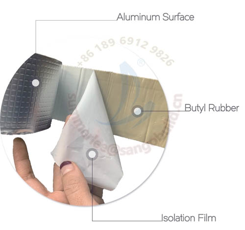 Butyl Tape - Best Sealing Waterproof Material for Construction
