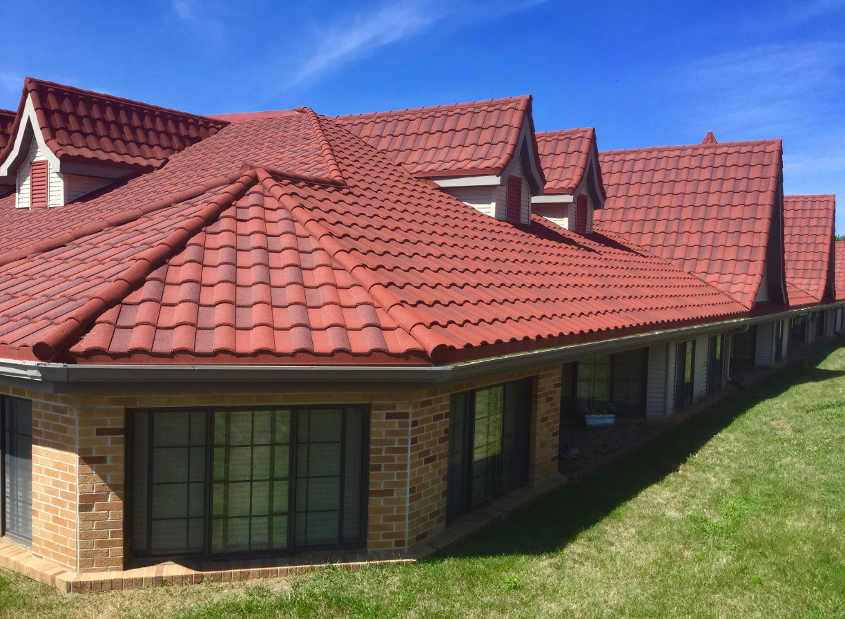 What Is Stone Coated Steel Roofing?