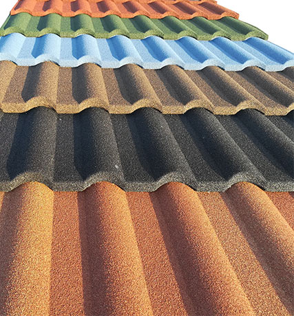 Stone Coated Roof