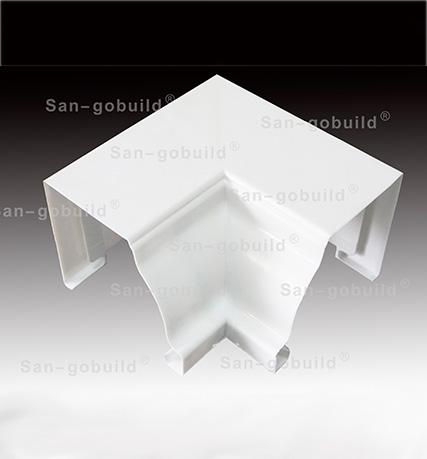 5.5K Aluminum Gutter