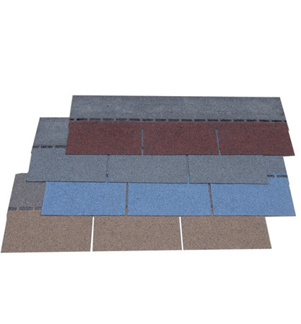 3 Tab Asphalt Shingle