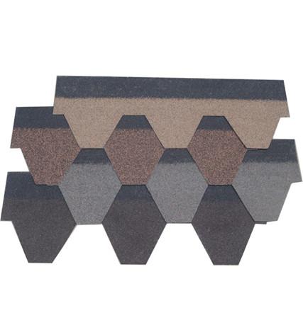 Mosaic Asphalt Shingle