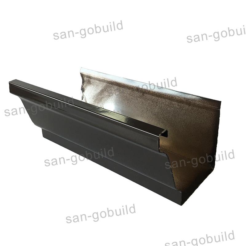 5.0K Aluminum Gutter