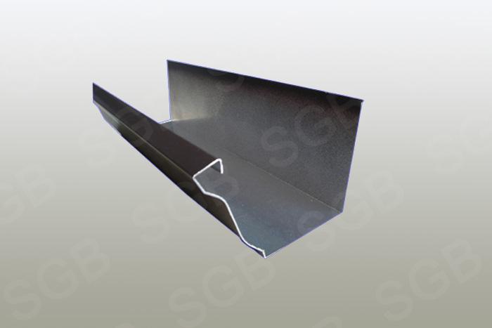 6.0K Aluminum Gutter