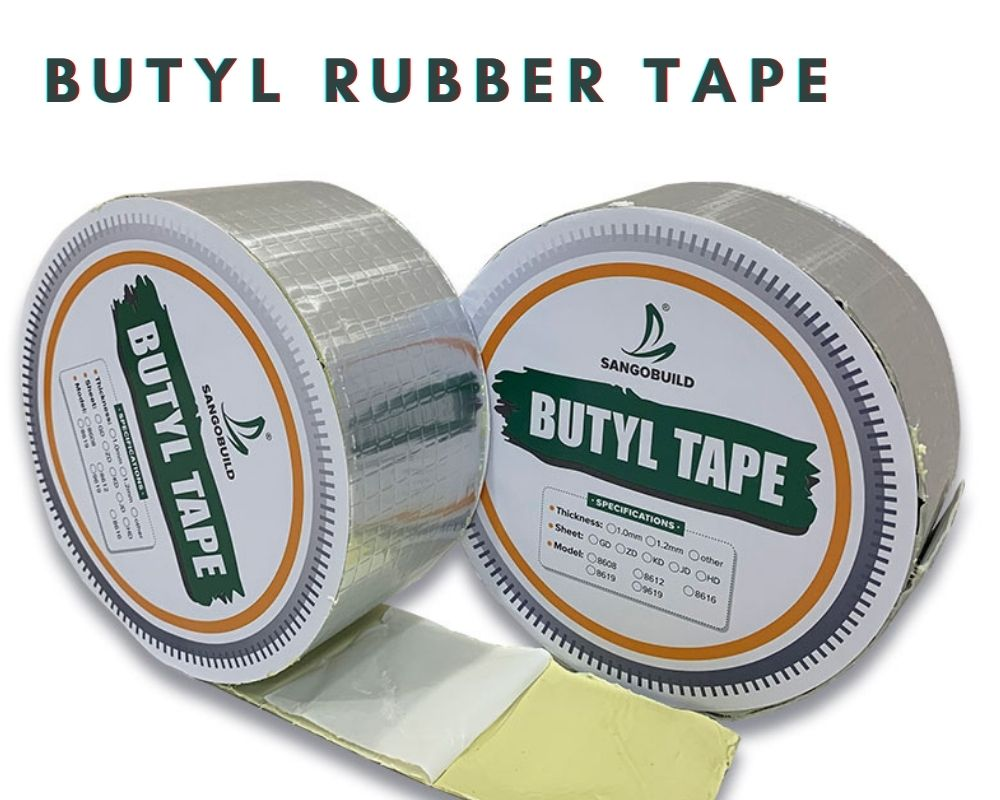 What Is Butyl Tape