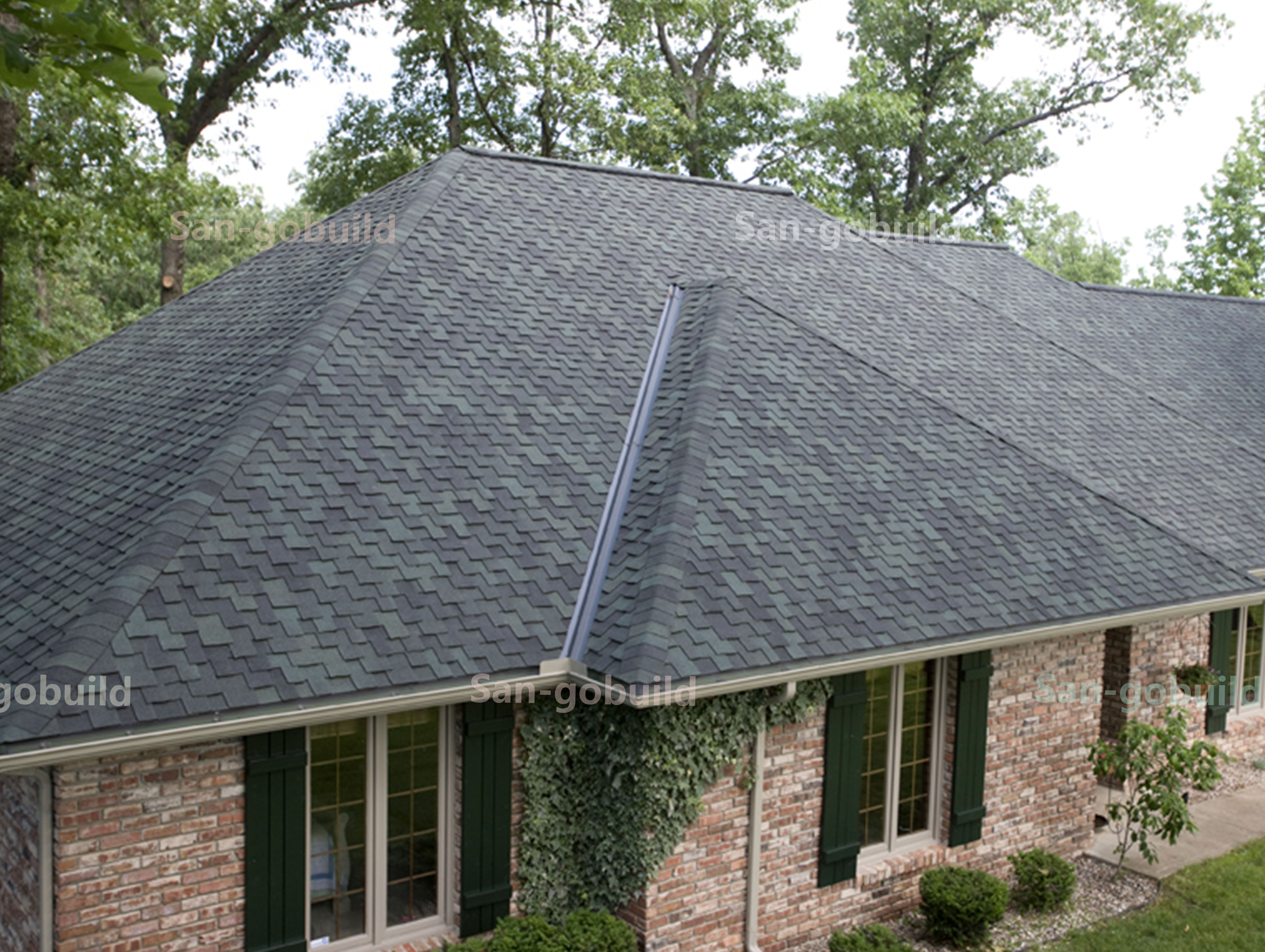 Goethe Asphalt Shingle